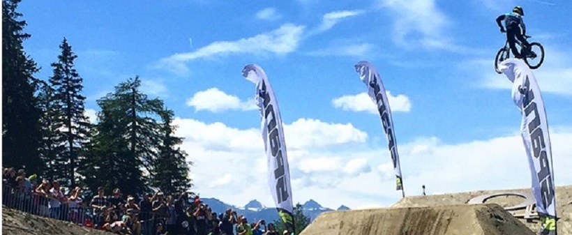 WORLD CUP LEOGANG AND CRANKWORX INNSBRUCK IN AUSTRIA